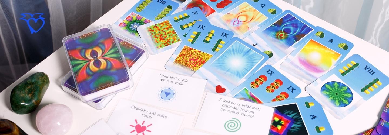 Sunny - life Mariášové karty